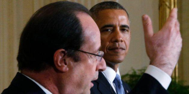 Amende BNP: Hollande proteste auprès d'Obama, Sapin et Fabius élèvent le