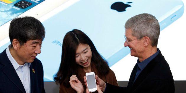 Apple est de plus en plus dépendant de la Chine (et cela commence à se voir en