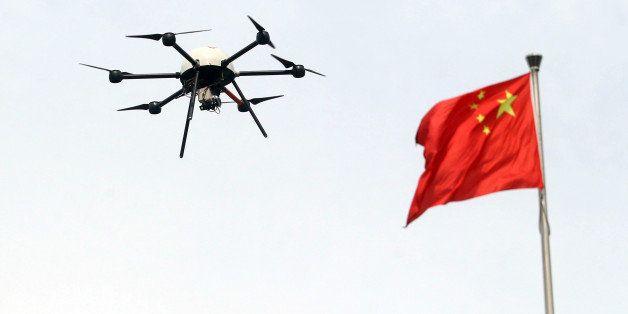 Bientôt des drones pour démasquer les étudiants qui trichent aux exams? C'est le cas en
