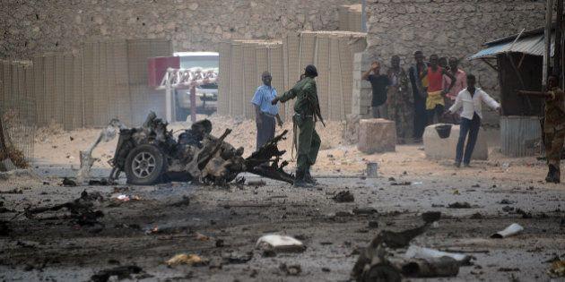 Somalie : un Français et un Britannique, employés de l'ONU, abattus dans le centre du