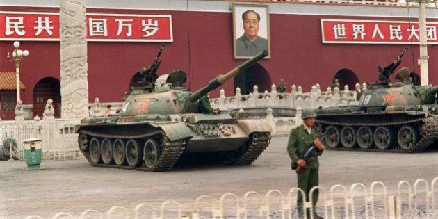 Massacre de Tiananmen: les soldats chinois riaient en tirant sur la foule selon un document