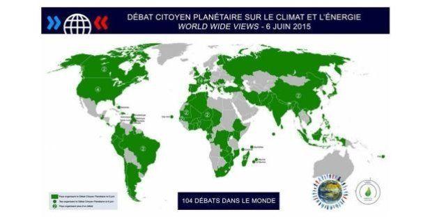 COP21: une consultation planétaire pour inviter les citoyens à la Conférence