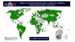 COP21: dans les coulisses de la plus grande consultation citoyenne du