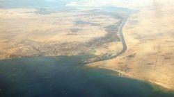 En théorie, le nouveau canal de Suez rapportera une fortune à l'Egypte. En