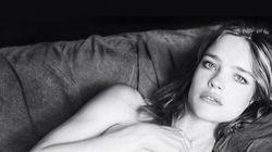 Natalia Vodianova allaite son bébé sur Instagram pour l'anniversaire d'Antoine