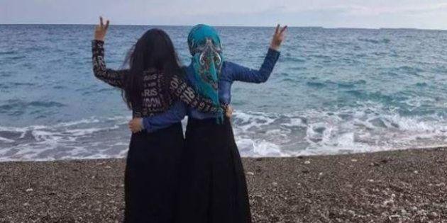 Élections législatives en Turquie: des femmes tournent (littéralement) le dos à Erdogan sur les réseaux