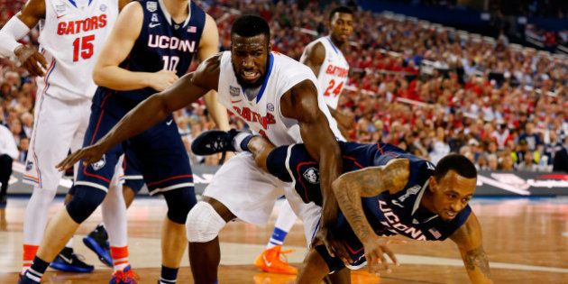 Les États-Unis vivent au rythme du basket universitaire le temps d'une