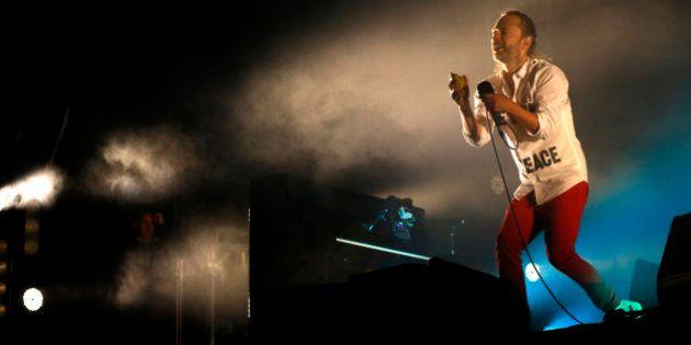 Thom Yorke, le chanteur de Radiohead, sort un album surprise téléchargeable sur