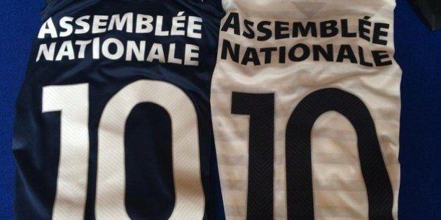 Equipe de foot de l'Assemblée nationale: six femmes parmi les 34 députés