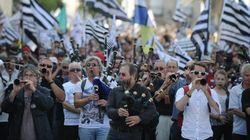 13.000 manifestants à Nantes pour la