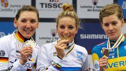 Une Française championne du monde de cyclisme, 19 ans après