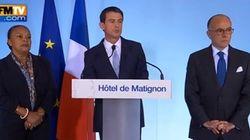 La série de mesures de Valls pour calmer les