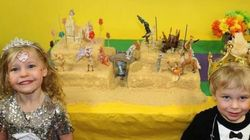Neil Patrick Harris et son mari ont fait un super gâteau pour leurs