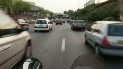 La vitesse à 70 km/h sur le périph' actée par le Conseil