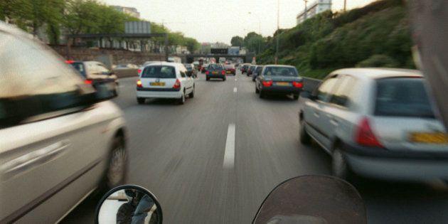 La vitesse à 70 km/h sur le périphérique parisien actée par le Conseil