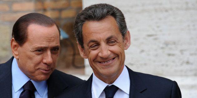 Nicolas Sarkozy éreinté par Silvio Berlusconi dans un livre d'entretiens du