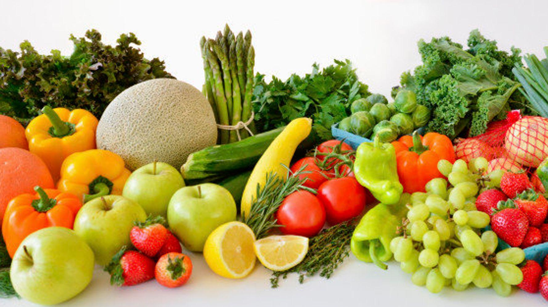 Frutas y verduras: deberíamos comer 7 al día en lugar de 5 |  El Huffington Post LIFE