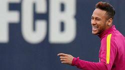 Le détail du salaire mirobolant de Neymar au Barça fuite sur le