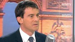 Valls accuse la CGT de ne pas faire