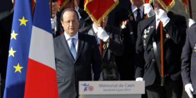 Anniversaire du Débarquement : pourquoi François Hollande ne verra pas sa popularité