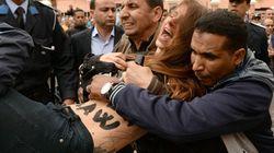 Des Femen arrêtées au Maroc après une action
