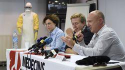 L'infirmière française de MSF atteinte du virus Ebola