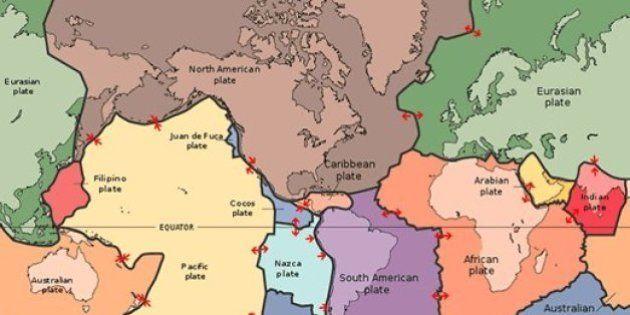 VIDEO. Tremblements de terre: comment les plaques tectoniques se sont-elles formées