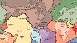 Comment les plaques tectoniques se sont-elles