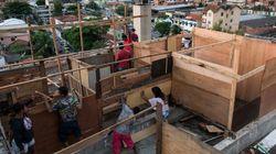 Mondial 2014: la nouvelle favela qui tombe mal pour les autorités