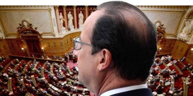 Sénatoriales: François Hollande encaisse une nouvelle défaite aussi symbolique