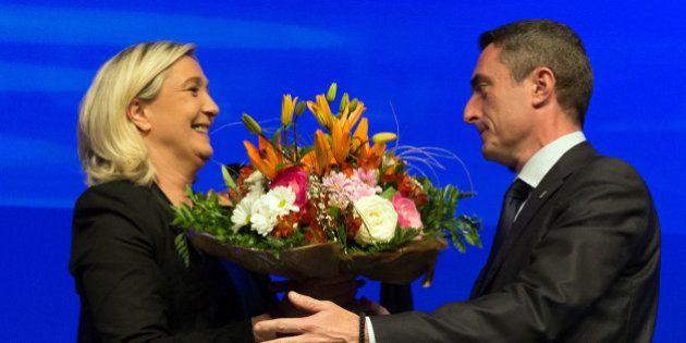 Sénatoriales 2014: Marine Le Pen et le Front national sortent (encore) renforcés de ce