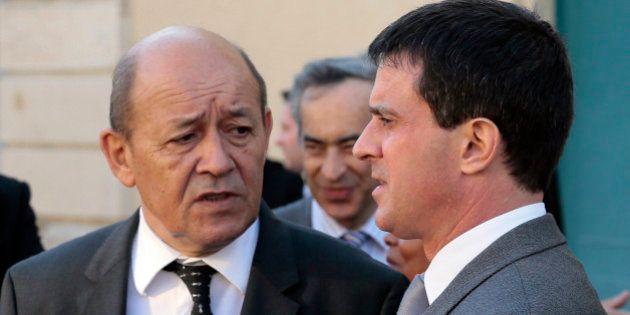 Jean-Yves Le Drian, candidat en Bretagne, ne pourra pas rester ministre s'il