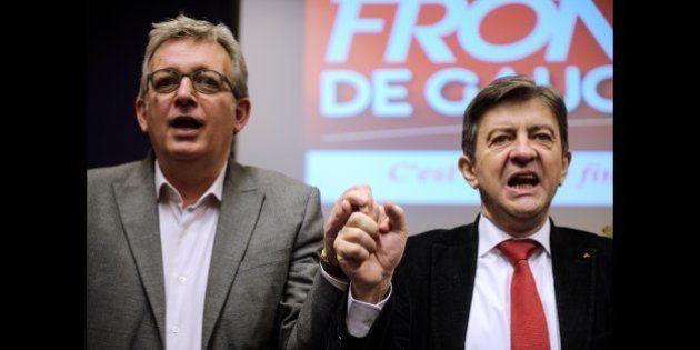 Européennes: le Front de Gauche a finalement trouvé un