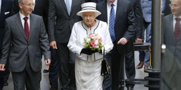 PHOTOS. La reine Elizabeth II en France pour le 70e anniversaire du
