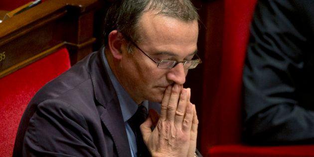 Président de l'UMP: Hervé Mariton, député anti-mariage gay, se porte