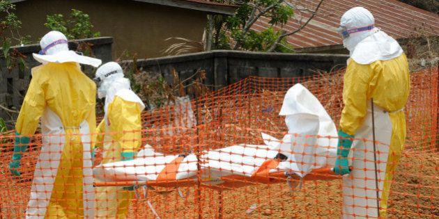 Ebola en Afrique occidentale : une des épidémies qui pose le plus de défis, selon