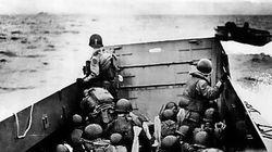 Le débarquement de Normandie raconté par les photos de
