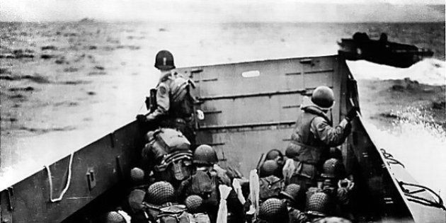 IMAGES - Le débarquement de Normandie raconté par les photos de