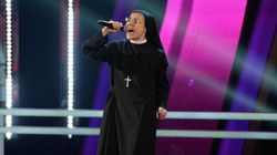 La nonne italienne devenue superstar remporte la finale de The