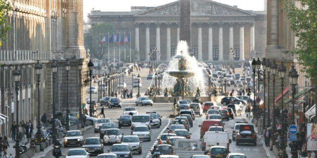 Embouteillages à Marseille et Paris : les deux villes en tête du classement établi par