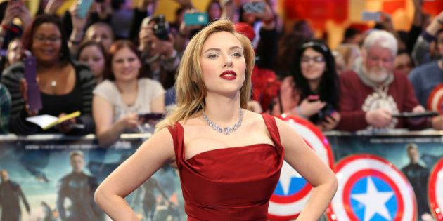 Scarlett Johansson ne supporte plus son