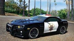 Higway Patrol plutôt que radar
