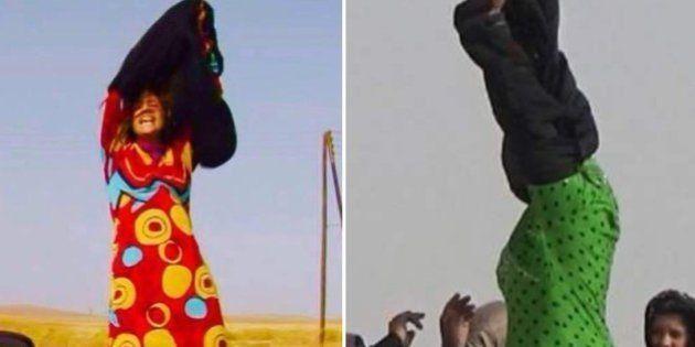 PHOTOS. Ces femmes se libèrent de leurs burqas en quittant les zones contrôlées par