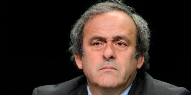 Michel Platini a le total soutien de