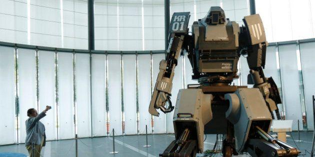 Les robots tueurs automatiques inquiètent certains