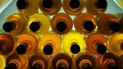 Fraises vanillées - le vin qui va