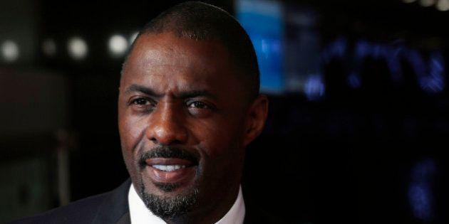 Idris Elba devient le premier homme en couverture de