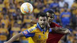 Gignac n'a pas su faire gagner les Tigres en finale de la Copa