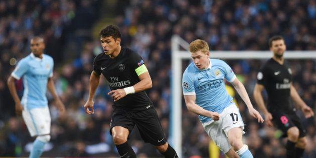 Revivez Manchester City-PSG en Ligue des