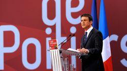 Valls répond à Sarkozy, un